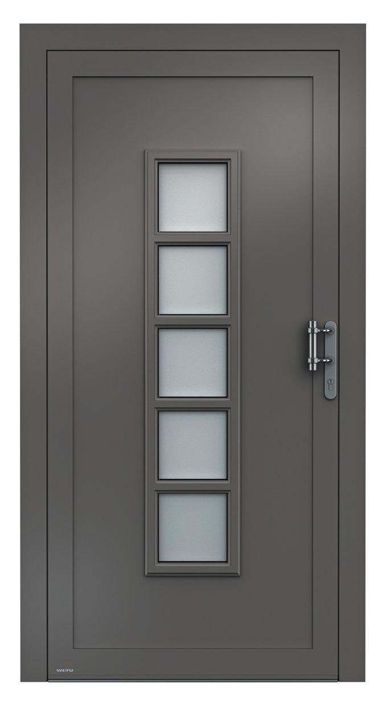 aluminium haust r sedor klassisches haust rdesign aluminium haust ren einstiegsmodelle von. Black Bedroom Furniture Sets. Home Design Ideas