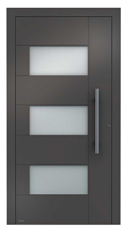 weru aluminium haust ren sedor modern weru aluminium haust ren einstiegsmodelle aluminium. Black Bedroom Furniture Sets. Home Design Ideas