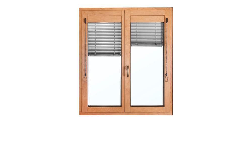 Holz aluminium fenster designline privacy von unilux for Holz aluminium fenster