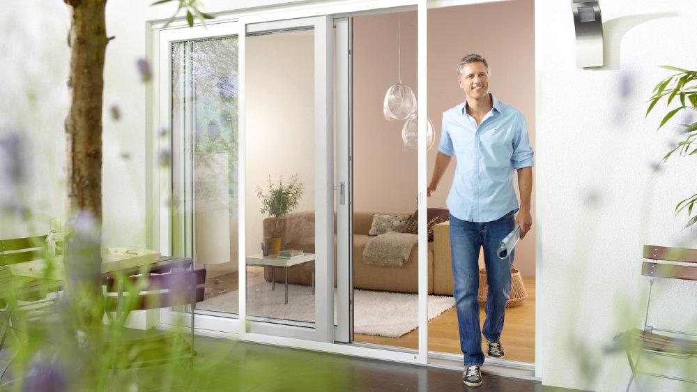 insektenschutzgitter schiebeanlage insektenschutz f r terrassen balkont ren insektenschutz. Black Bedroom Furniture Sets. Home Design Ideas