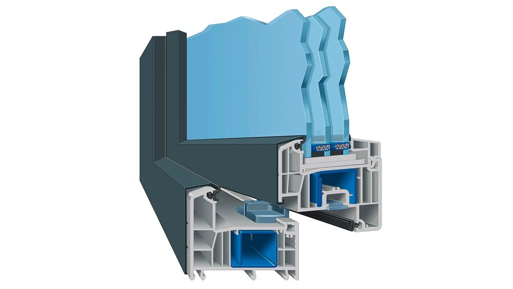 Kunststoff fenster afino top kunststoff aluminiumfenster for Kunststoff alu fenster